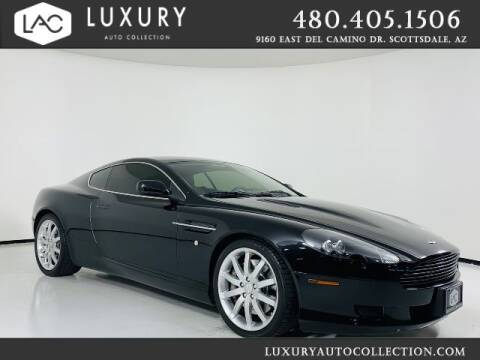 2005 Aston Martin DB9 for sale at Luxury Auto Collection in Scottsdale AZ