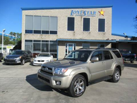 2006 Toyota 4Runner for sale at Lone Star Auto Center in Spring TX
