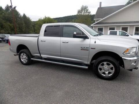 2016 RAM Ram Pickup 3500 for sale at Bachettis Auto Sales in Sheffield MA
