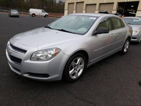 2012 Chevrolet Malibu for sale at Fletcher Auto Sales in Augusta GA