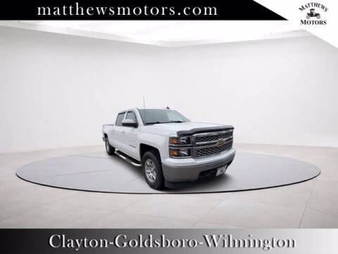 2015 Chevrolet Silverado 1500 for sale at Auto Finance of Raleigh in Raleigh NC