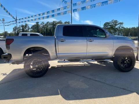2011 Toyota Tundra for sale at Lumberton Auto World LLC in Lumberton TX
