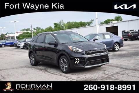 2021 Kia Niro for sale at BOB ROHRMAN FORT WAYNE TOYOTA in Fort Wayne IN