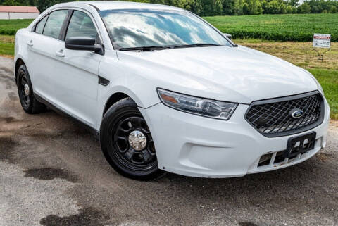2013 Ford Taurus for sale at Fruendly Auto Source in Moscow Mills MO