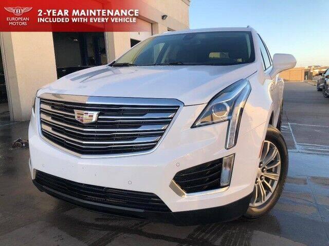 2019 Cadillac XT5 for sale at European Motors Inc in Plano TX