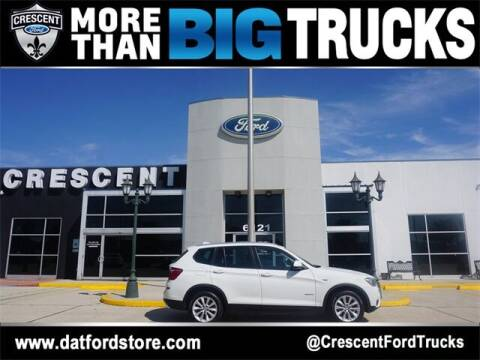 2017 BMW X3 for sale at Crescent Ford in Harahan LA