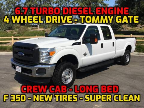 2015 Ford F-350 Super Duty for sale at OC Used Auto in Newport Beach CA