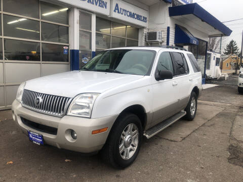 2003 Mercury Mountaineer for sale at Jack E. Stewart's Northwest Auto Sales, Inc. in Chicago IL