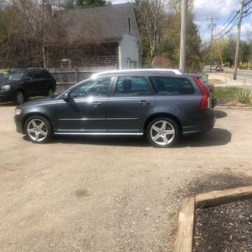 2009 Volvo V50 for sale at Specialty Auto Inc in Hanson MA