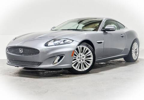 2012 Jaguar XK for sale at CarXoom in Marietta GA
