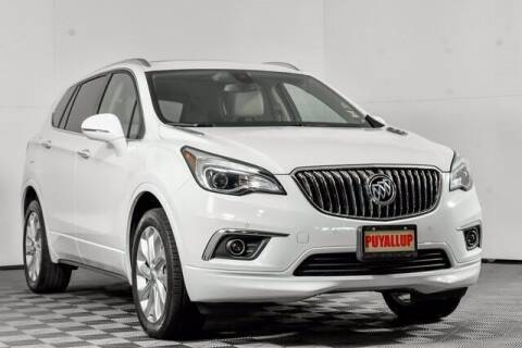 2017 Buick Envision for sale at Washington Auto Credit in Puyallup WA