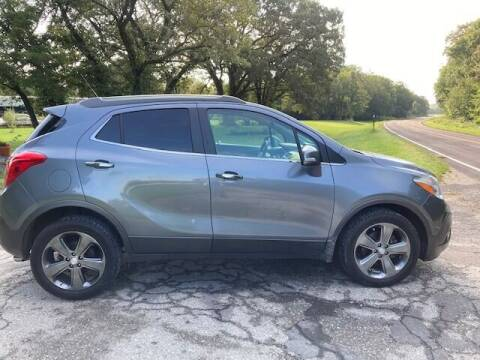 2014 Buick Encore for sale at Varco Motors LLC - Inventory in Denison KS