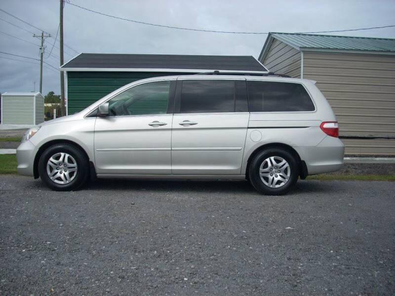2005 Honda Odyssey for sale at Car Check Auto Sales in Conway SC