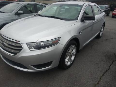 2016 Ford Taurus for sale at Auto Credit Xpress - Sherwood in Sherwood AR