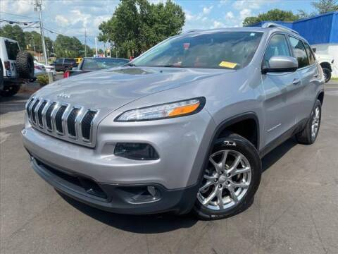 2018 Jeep Cherokee for sale at iDeal Auto in Raleigh NC