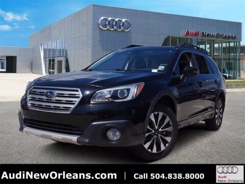 2017 Subaru Outback for sale at Metairie Preowned Superstore in Metairie LA