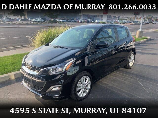 2019 Chevrolet Spark for sale at D DAHLE MAZDA OF MURRAY in Salt Lake City UT