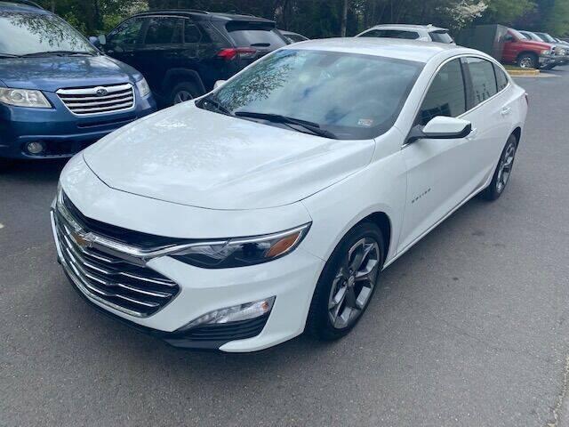 2020 Chevrolet Malibu for sale in Chantilly, VA