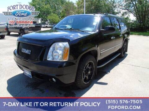 2011 GMC Yukon XL for sale at Fort Dodge Ford Lincoln Toyota in Fort Dodge IA