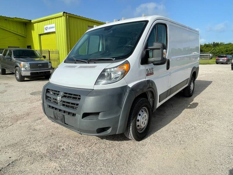 2017 RAM ProMaster Cargo for sale at RODRIGUEZ MOTORS CO. in Houston TX