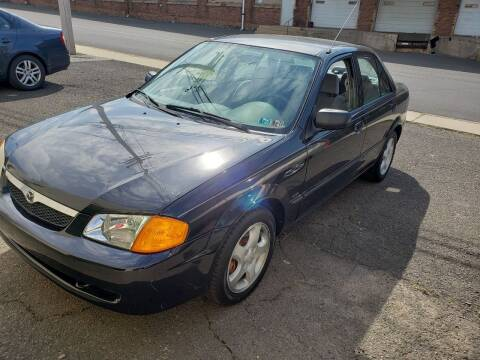 2000 Mazda Protege for sale at 611 CAR CONNECTION in Hatboro PA