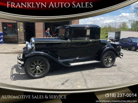 1930 Essex Hudson for sale at Franklyn Auto Sales in Cohoes NY