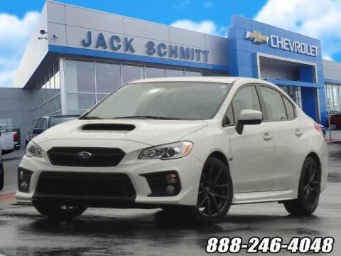 2019 Subaru WRX for sale at Jack Schmitt Chevrolet Wood River in Wood River IL