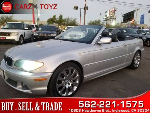 2006 BMW 3 Series for sale at Carz 4 Toyz in Inglewood CA