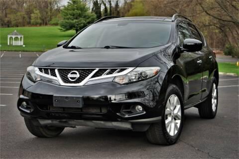2011 Nissan Murano for sale at Speedy Automotive in Philadelphia PA