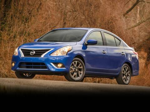 2018 Nissan Versa for sale at Metairie Preowned Superstore in Metairie LA