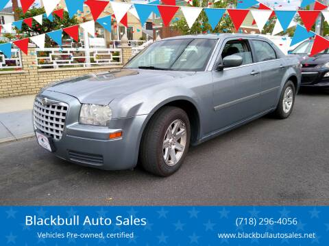 2006 Chrysler 300 for sale at Blackbull Auto Sales in Ozone Park NY
