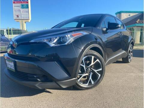 2018 Toyota C-HR for sale at MADERA CAR CONNECTION in Madera CA