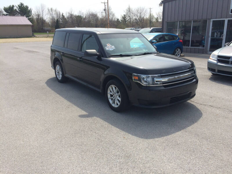 2015 Ford Flex for sale at KEITH JORDAN'S 10 & UNDER in Lima OH