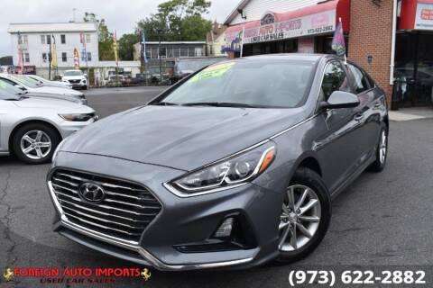 2019 Hyundai Sonata for sale at www.onlycarsnj.net in Irvington NJ