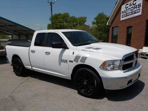 2014 RAM Ram Pickup 1500 for sale at C & C MOTORS in Chattanooga TN