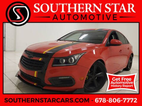 2015 Chevrolet Cruze for sale at Southern Star Automotive, Inc. in Duluth GA