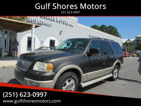 2006 Ford Expedition for sale at Gulf Shores Motors in Gulf Shores AL