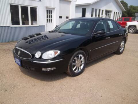 2007 Buick LaCrosse for sale at Wieser Auto INC in Wahpeton ND