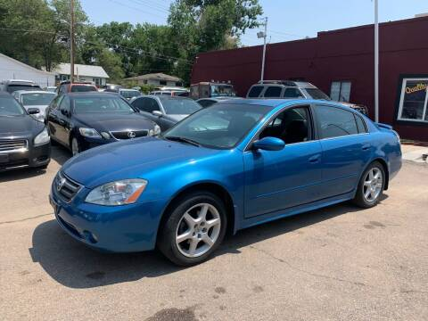 2003 Nissan Altima for sale at B Quality Auto Check in Englewood CO