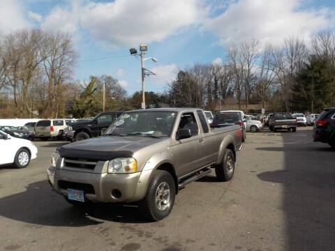 2004 Nissan Frontier for sale at United Auto Land in Woodbury NJ