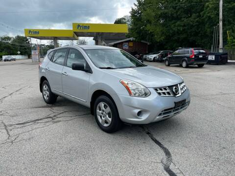 2013 Nissan Rogue for sale at Trust Petroleum in Rockland MA