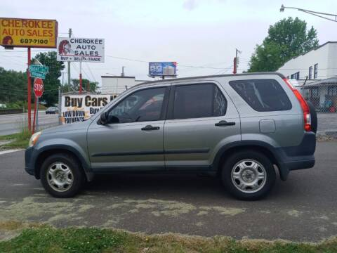 2006 Honda CR-V for sale at Cherokee Auto Sales in Knoxville TN