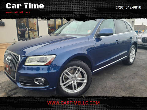 2013 Audi Q5 for sale at Car Time in Denver CO