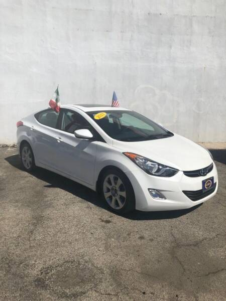 2013 Hyundai Elantra for sale at AutoBank in Chicago IL
