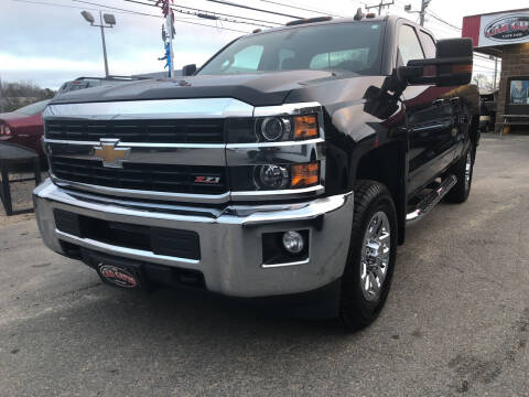 2016 Chevrolet Silverado 2500HD for sale at The Car Guys in Hyannis MA