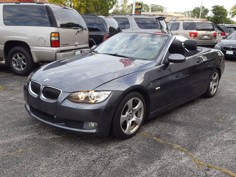 2008 BMW 3 Series for sale at AUTOSAVIN in Elmhurst IL