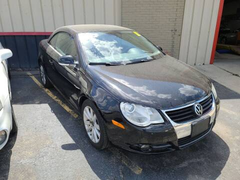 2007 Volkswagen Eos for sale at ARP in Waukesha WI