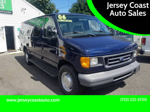 2006 Ford E-Series Wagon for sale at Jersey Coast Auto Sales in Long Branch NJ