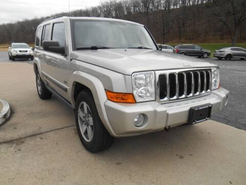 2008 Jeep Commander for sale at Maczuk Automotive Group in Hermann MO