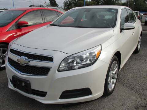 2013 Chevrolet Malibu for sale at Express Auto Sales in Lexington KY